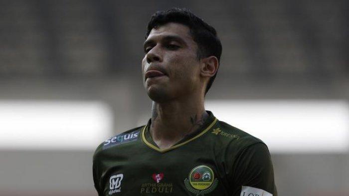 Bobotoh Inginkan Ciro Alves Hijrah ke Persib Bandung, Begini Respon Sang Pemain