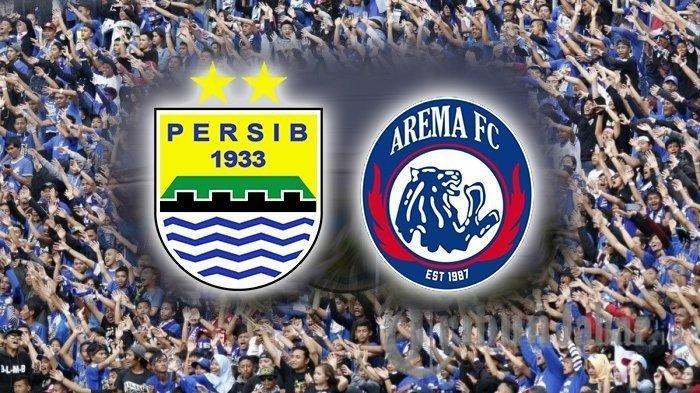Prediksi Skor Persib vs Arema FC Liga 1 2019, Diprediksi Sama Kuat dan Berlangsung Sengit