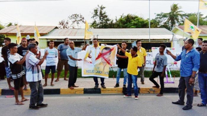 Pemberhentian Gidion Mbilijora, DPD Golkar NTT Turunkan Tim ke Sumba Timur