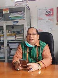 Jubir Covid-19 Sumba Barat, drg. Bonar B.Sinaga