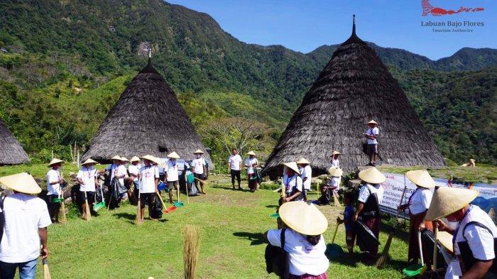 Aktivitas Wisata Wae Rebo Kembali Dibuka, BOPLBF Laksanakan Gerakan BISA, Simak AKsinya