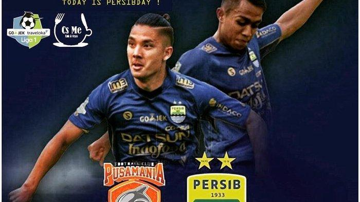 SEDANG BERLANGSUNG Live Streaming Indosiar Borneo FC Vs Persib Liga 1 2019, Skor Sementara 0-0