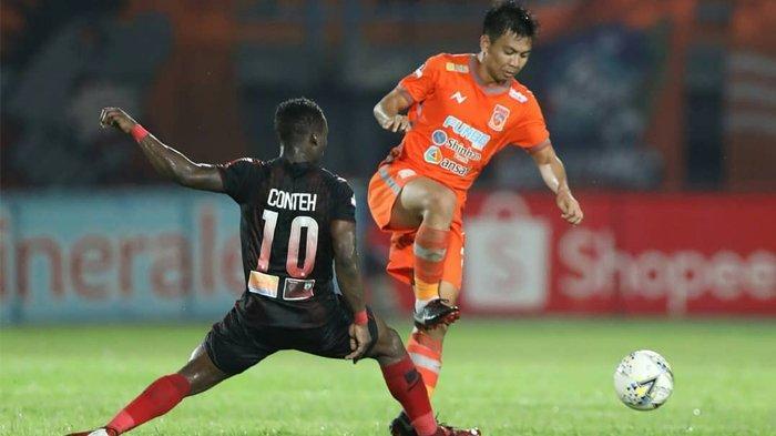 Liga 1 2019 - Borneo FC vs Persipura Jayapura Berakhir Imbang, Mutiara Hitam Papua Naik Peringkat