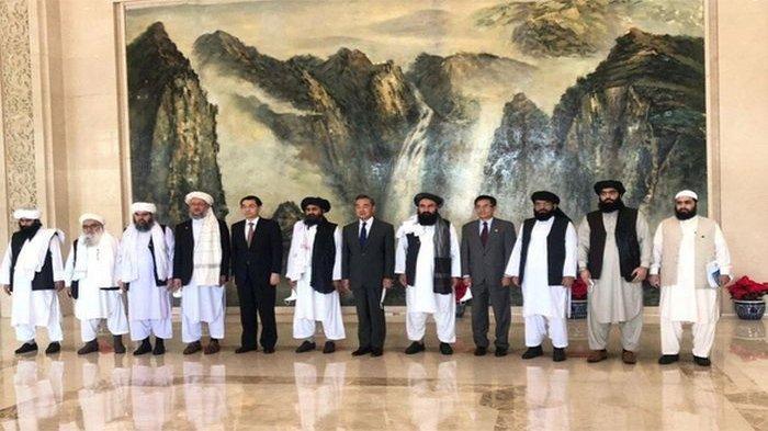 Taliban Jadi Tamu Terhormat di Beijing,Padahal  Dianggap Teroris oleh AS,Ini Kesepakatn dengan China