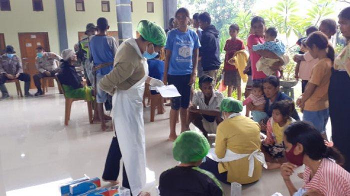 BPBD Sumba Barat Evakuasi 288 Warga Korban Banjir Kali Wanokaka, Sumba Barat Ke Posko Pengungsian