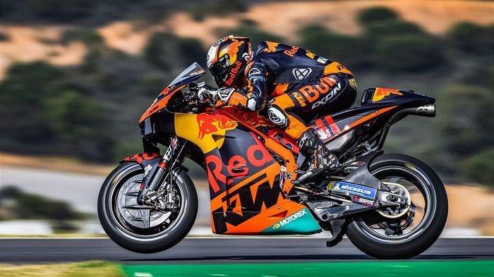 Binder Tercepat, Marquez 3 Besar, Rossi Merana di FP1 MotoGP Spanyol 2021