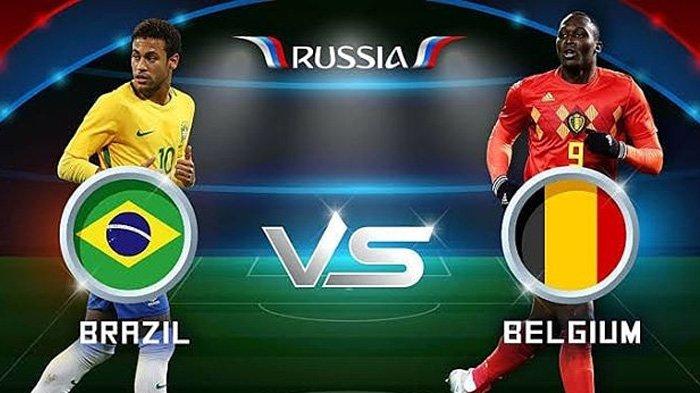 Hasil Laga Brasil vs Belgia, Sundulan Berbuah Gol Bunuh Diri Awal Petaka Tim Neymar dkk