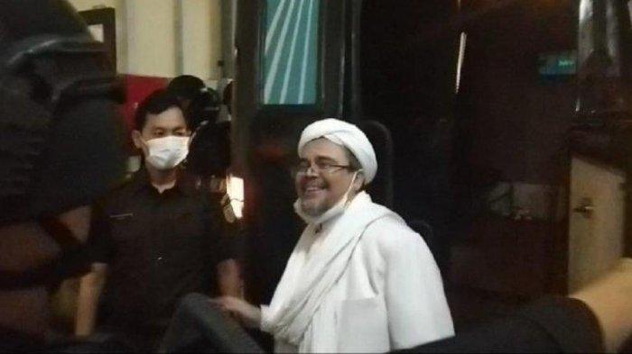 Ini Permintaan Rizieq Shihab Selama Dua Kali Pertemuan dengan Tito Karnavian di Arab Saudi