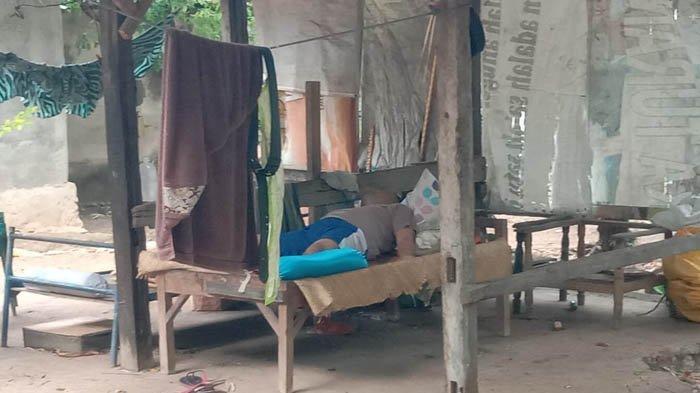 Sedih, Polisi Pengaman Karantina Covid-19 di Sabu Meninggal Mendadak, Pemakaman Tanpa Istri dan Anak