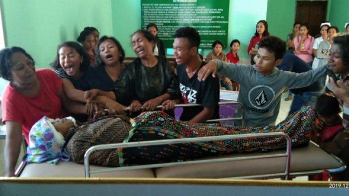 BREAKING NEWS: Gabriel Sina Dibunuh di Kebun Polosono, Sikka, Pelaku Menyerahkan Diri ke Polisi