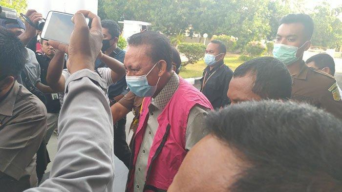 BREAKING NEWS: Mantan Wali Kota Kupang Jonas Salean Akan Jalani Sidang Perdana Hari Ini