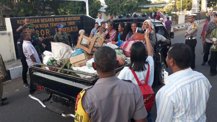 BREAKING NEWS: Pastor, Pendeta dan Ustad di Lembata NTT Bagi-bagi Takjil