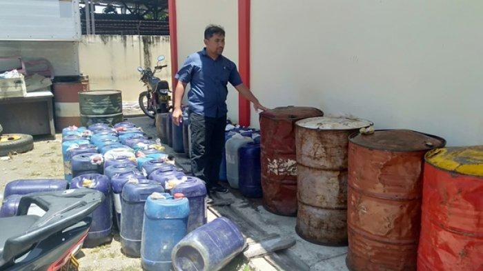 BREAKING NEWS: Pelaku Penimbunan BBM di Desa Salu TTU Diancam Enam Tahun Penjara