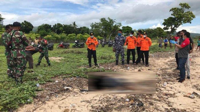 BREAKING NEWS - Sosok Mayat Perempuan Tak Dikenal Ditemukan di Pantai Londa Empat