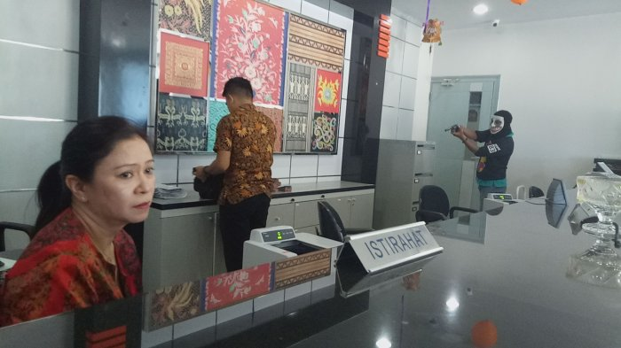 Tiga Oknum Polres TTS Rampok BRI Cabang SoE