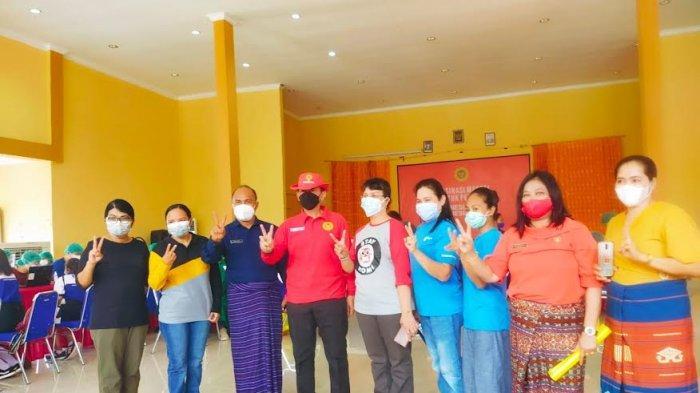 BIN NTT Gelar Vaksinasi Bagi Pelajar Kota Kupang