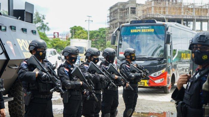 PLN  UIW NTT Gandeng Brimob Gelar Simulasi Tanggap Darurat Ancaman Teror, Begini Suasanannya