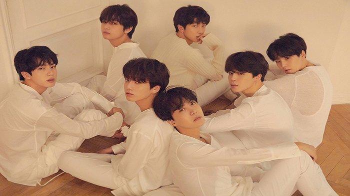 Baru 6 Minggu Dirilis, Album BTS Sudah Tempati Urutan 4 Album Terlaris di Dunia