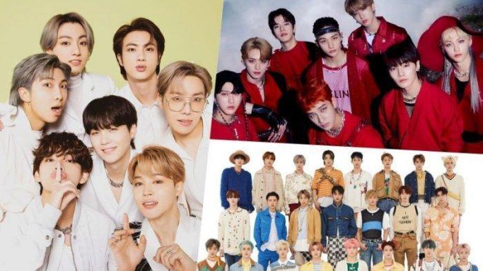 ARMY Bangga, BTS Rebut 3 Penghargaan di MTV Video Music Awards 2021 , Rebut 3 Tahun Berturut