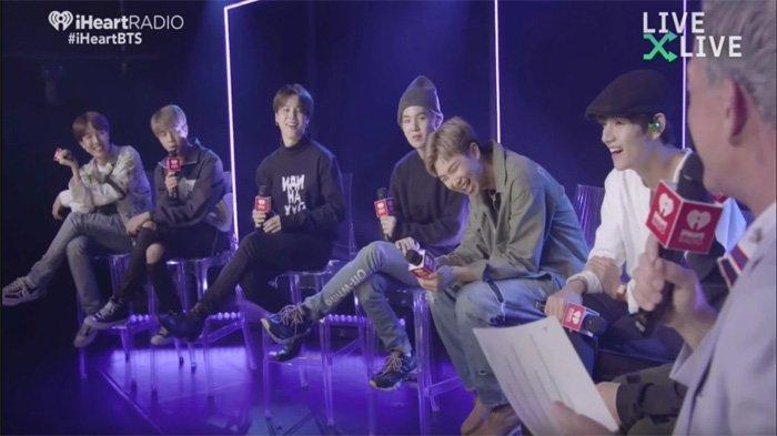 BTS Jadi Bintang Tamu di iHeartRadio, ARMY Terkejut dengan Komentar Tak Sensitif untuk RM dan Jin!