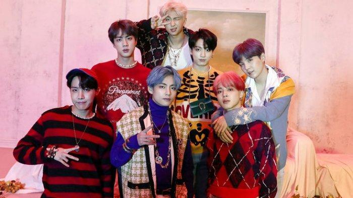 Inilah Teori Album Terbaru BTS Map of the Soul: 7, Misteri Angka 7 hingga Album Terakhir Jin & Suga?