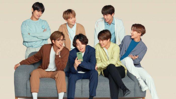 Perlakuan Member BTS kepada Staf Saat Syuting Iklan Tokopedia Disorot, Tingkah Jungkook Bikn Meleleh