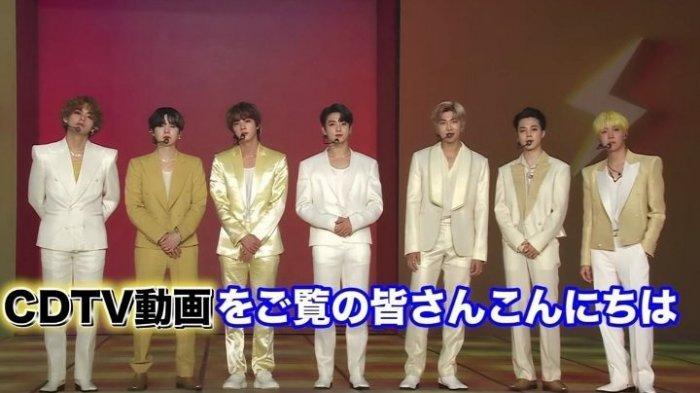 Pakaian Member BTS Saat Tampil di Program Televisi Jepang Tuai Kritikan, Netizen: 'Mirip Orang Tua'