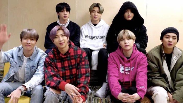 Wow! BTS Masuk dalam Jajaran Artis Pemegang Saham Terkaya di Entertainment Korea Selatan