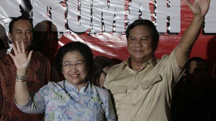 Megawati-Prabowo Didorong Maju Pada Pilpres 2024, Kata Direktur Mega Pro: Nggak Ada Yang Bisa Lawan