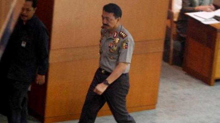 Survei LSI: 70 Persen Responden Dukung Jokowi Tak Lantik Budi Gunawan
