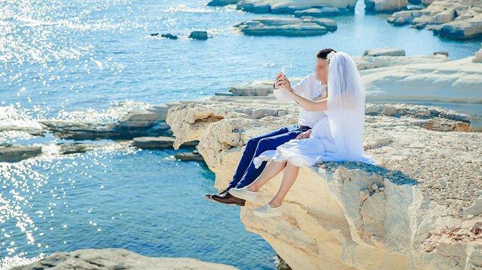 VIRAL! Kisah Cinta Tragis Pacaran 5 Tahun Lalu Nikah Baru 5 Bulan Cerai, Aib Terungkap di Bulan Madu