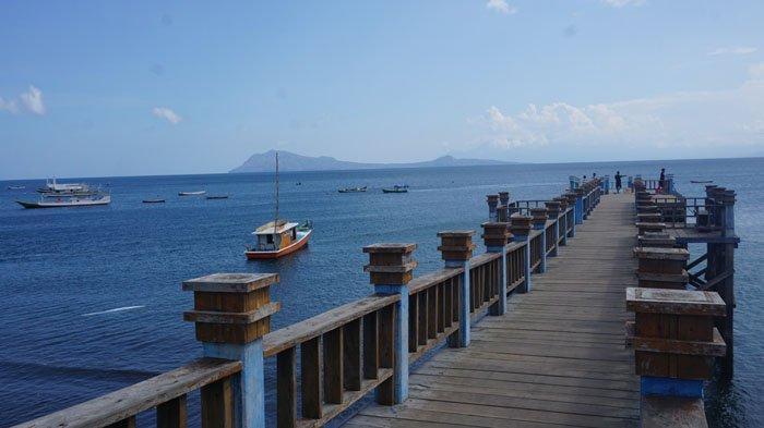 Buntut Tolak Kenaikan Tarif Pemuda Pulau Ende Tidak Diizinkan Naik Kapal