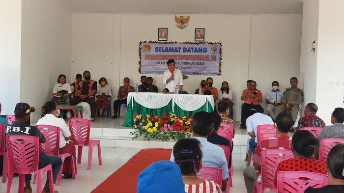 Bupati Belu Buka Dialog Dengan Masyarakat Terhadap Program Pemerintah
