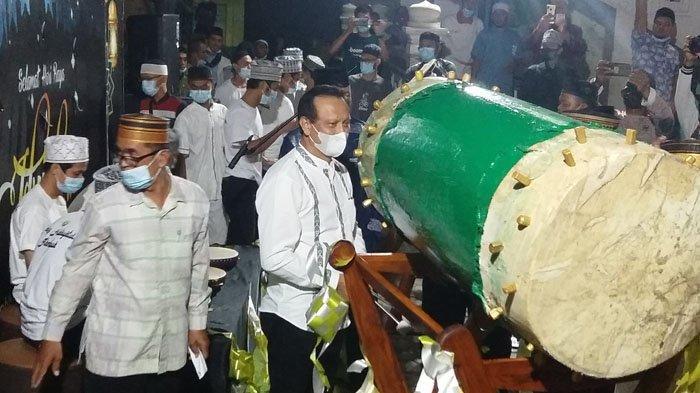 Bupati Belu Buka Gema Takbiran di Masjid Hidayatullah Atambua