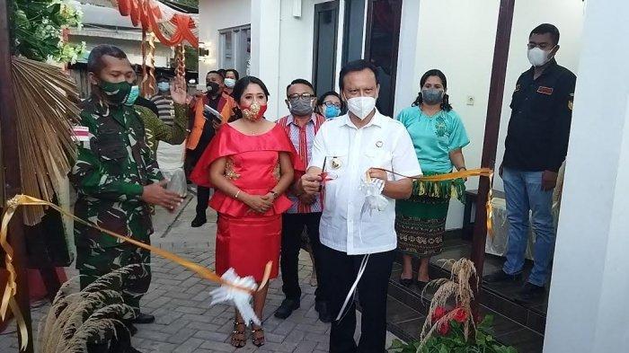 Bupati Belu Resmikan Nadira Homestay & Premium Village