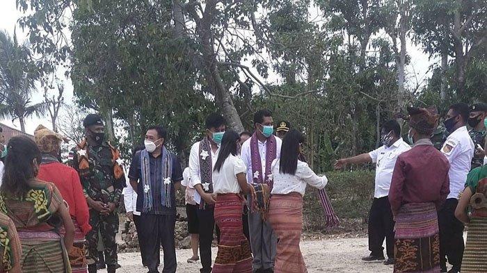 Bupati Belu Minta Masyarakat Gotong Royong Bangun Desa