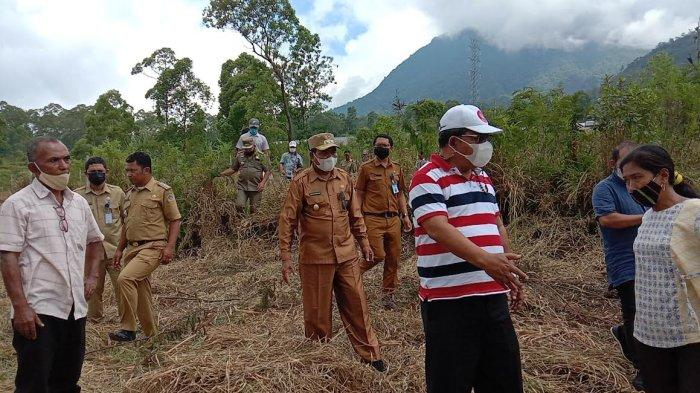Bupati Agas Andreas : 50.000 Bibit Kopi Siap Ditanam di Kebun Contoh Mano Manggarai Timur