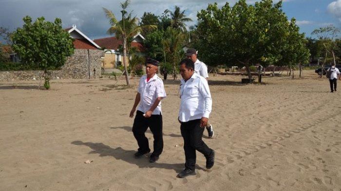 Bupati Edi Endi Dorong Ruang Publik Pantai 75 Hektare Bagi Warga Labuan Bajo
