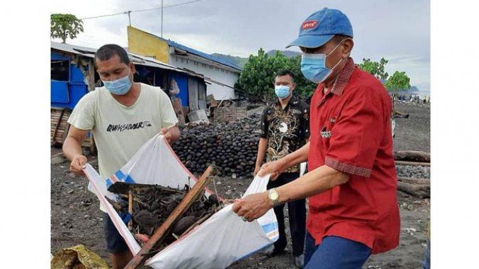 Bupati Ende Ajak Masyarakat Jaga Kebersihan Lingkungan dan Sukseskan Program TOSS