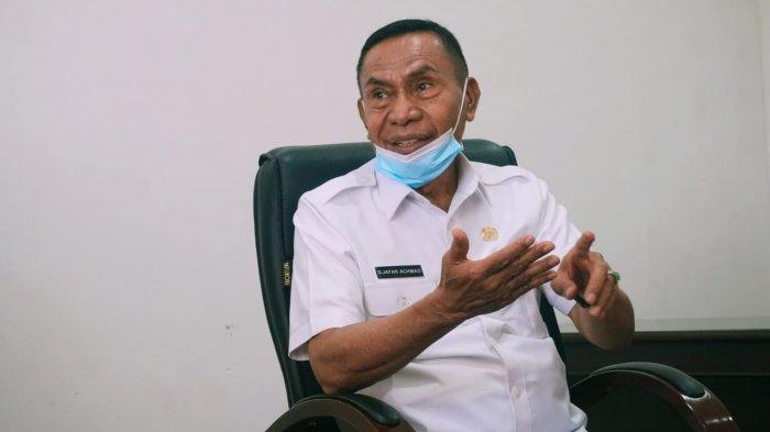 Djafar Achmad Soal Pengisian Kursi Wakil Bupati Ende : Lebih Cepat Lebih Baik