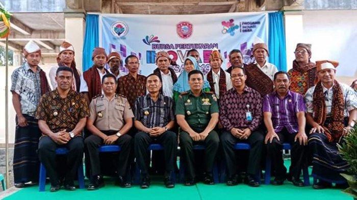 Bupati Ende Ingatkan Para Kepala Desa Soal Stunting
