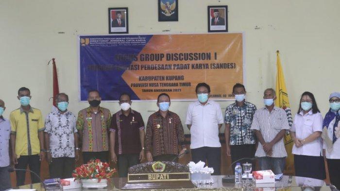 Program Sanitasi Perdesaan di Kabupaten Kupang