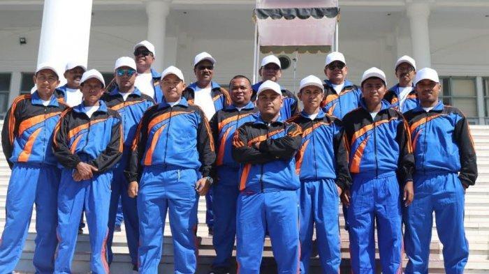 Porseni  Korpri Tingkat Kabupaten Kupang Pertandingkan 5 Cabang Olahraga