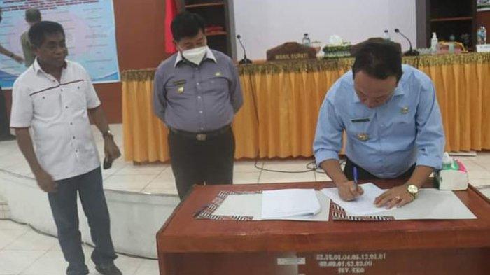 Bupati Kupang NTT Klaim Angka Stunting di Kabupaten Kupang Turun