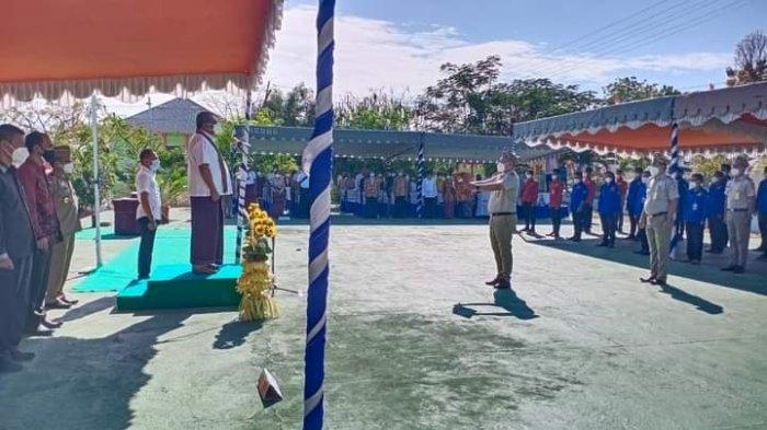 Bupati Thomas Ola Langoday Pimpin HUT Agraria di Badan Pertanahan Nasional Kabupaten Lembata