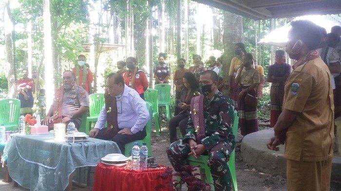 Pemkab Malaka Siap Bangun Infrastruktur Jalan Babotin - Botin Maemina di  Kecamatan Botin Leobele