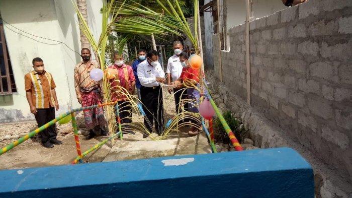 Pemkab Malaka Atasi Krisis Air Bersih Melalui Program Pamsimas