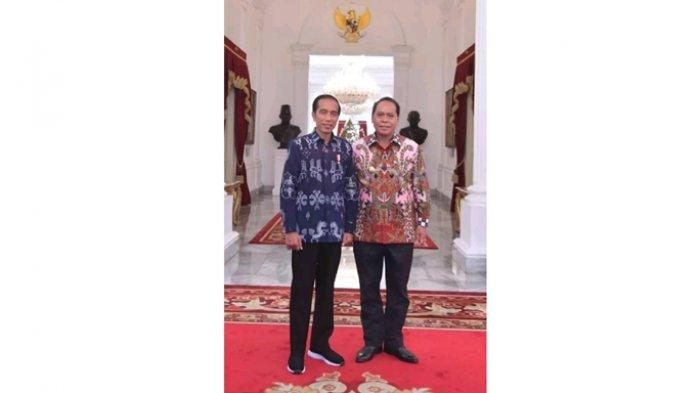 Bupati Malaka Ucapkan Selamat Kepada Joko Widodo dan Ma'ruf Amin