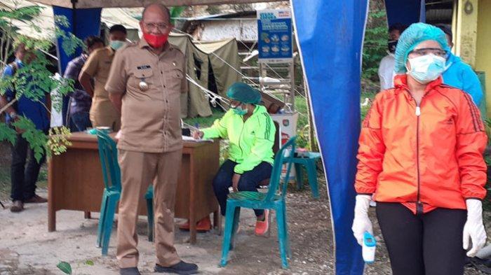 Bupati Niga Dapawole Himbau Warga Sumba Barat Jaga Suasana Kondusif Sukseskan Pilkada