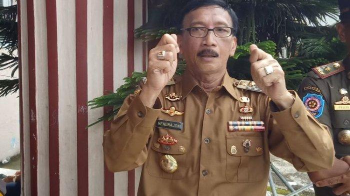 Bupati Pesisir Selatan Sumbar Ucapkan Selamat kepada Jokowi-Ma'ruf, Ini Harapannya